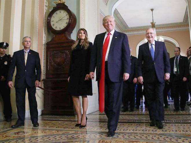 trump photoshop tie